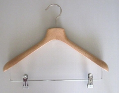 Wood Import Hangers - Wooden Clothing Hangers