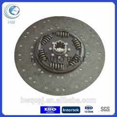 Sachs Type 350mm Clutch Disc For Kamaz Truck