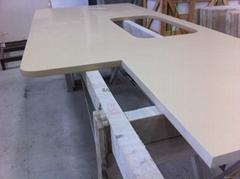 Engineered Stone Countertops From China