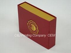 Hand make gift box