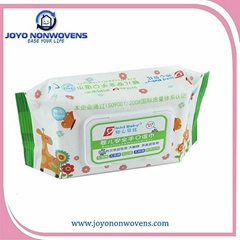 Biodegradable Flushable Baby Wet Wipes