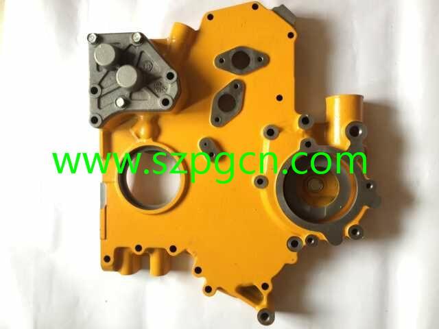 E320 E320B Diesel Engine Oil Pump 178-6539 34335-23010 for Excavator 1