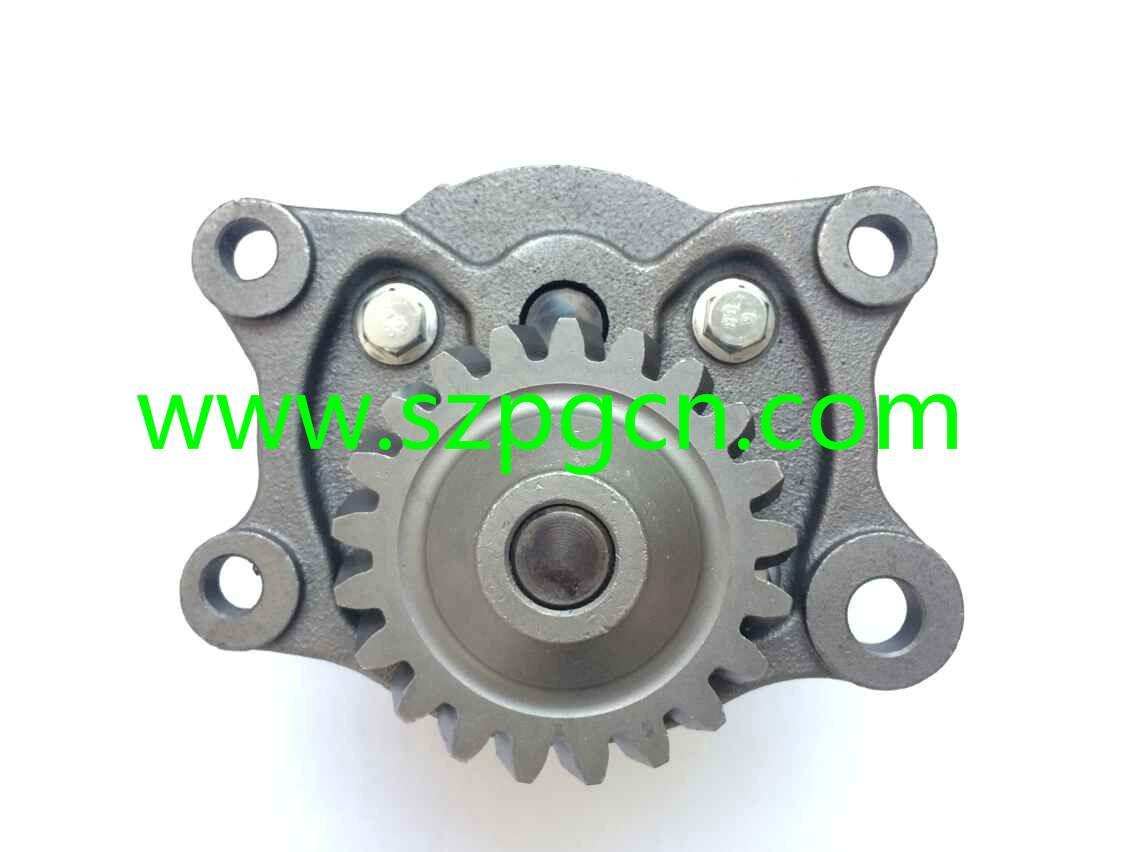 PC400-6 PC400-7 Diesel Engine 6D125 Oil Pump 6151-51-1005 for Excavator 1