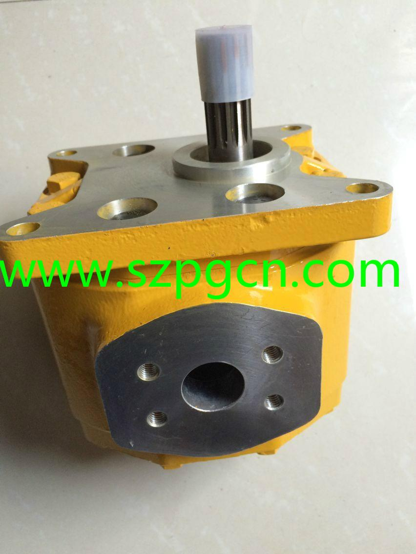China Supplier D50A-16 Gear Pump 704-12-38100  for Excavator 1