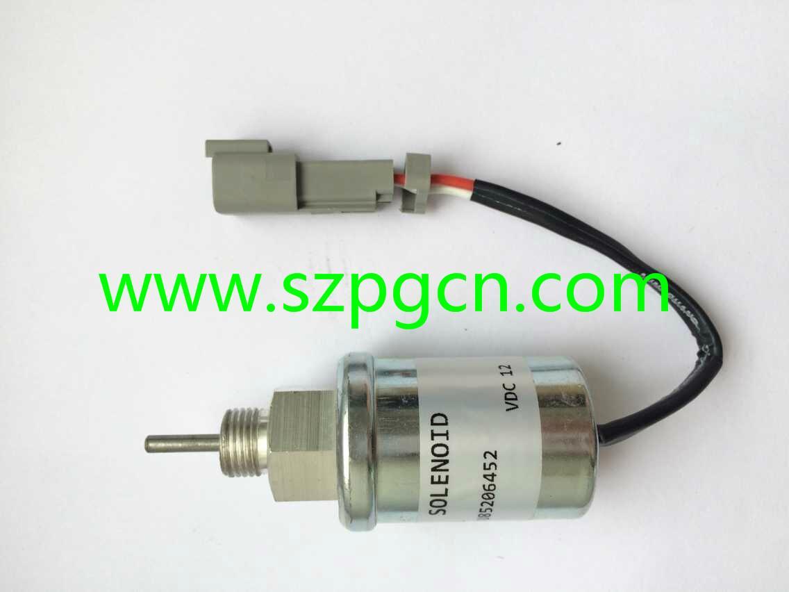 U85206452 12V Stop Solenoid for Diesel Engine 1