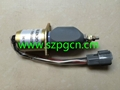 1751ES-12A3UC12B1S 12V Stop Solenoid for