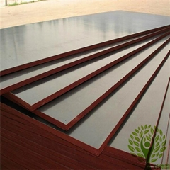 Yelintong  WBP glue marine plywood black and brown film can be done