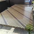 Yelintong  super big size film faced plywood 1500*3600mm 4