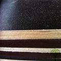 Yelintong  anti slip construction film faced plywood anti slip formwork 4