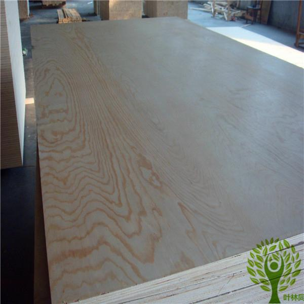 Yelintong best price commercial plywood okoume and poplar and gurjan faced 4