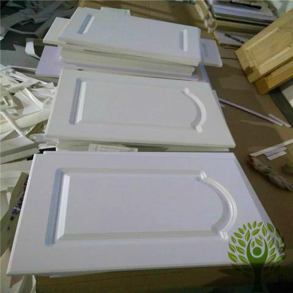 Yelintong good quality PVC plastic uptake cabinet door panel good price 4