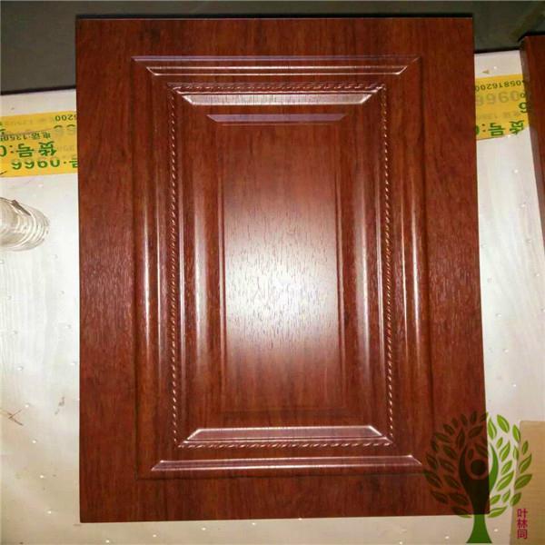 Yelintong good quality PVC plastic uptake cabinet door panel good price 5