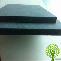 Yelintong good quality waterproof mdf black and green color for choosing