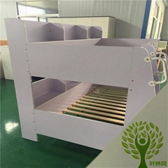 Yelintong cheap price panel baby bed for
