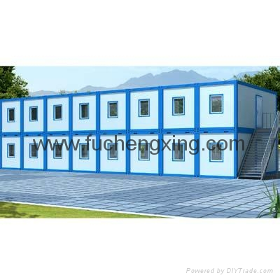 Quality Prefabricated Portable Modular Container House 5