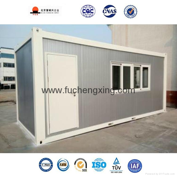 Quality Prefabricated Portable Modular Container House 1