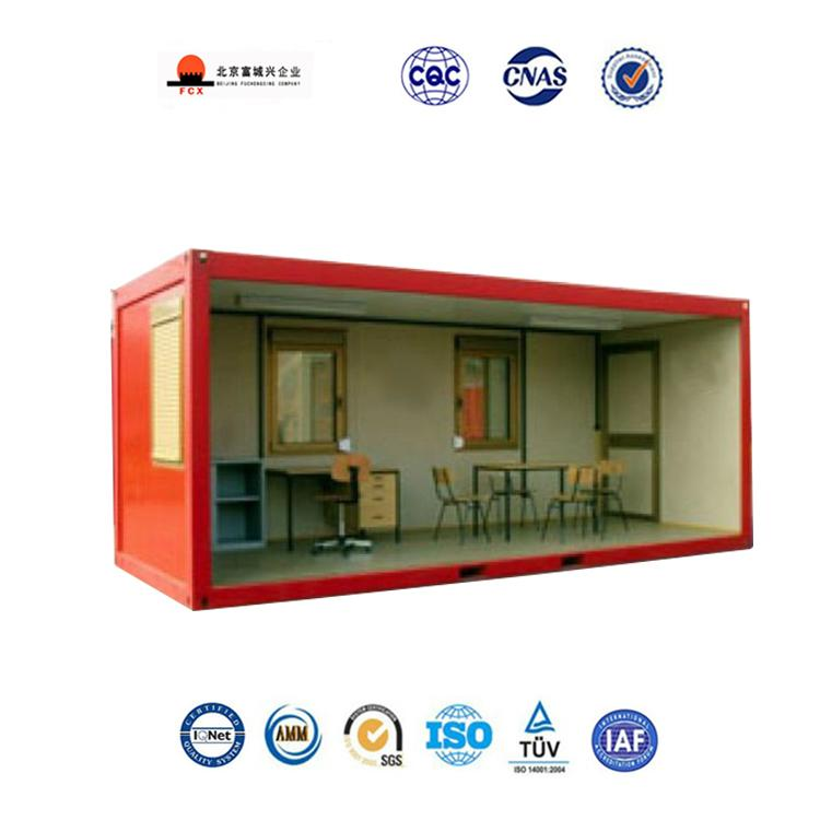 Quality Prefabricated Portable Modular Container House 4