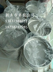 新乡厂家供应标准不锈钢磨料分级筛网