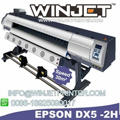 High quality 1.8m winjet W215/225 with dx5 high precision