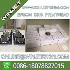 Helitin Eco-sovent digital print and cut printers with ep DX5 printhead