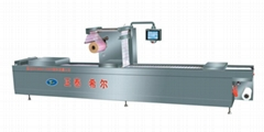 stretch packaging machine