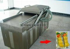 Corn bag vacuum sealers