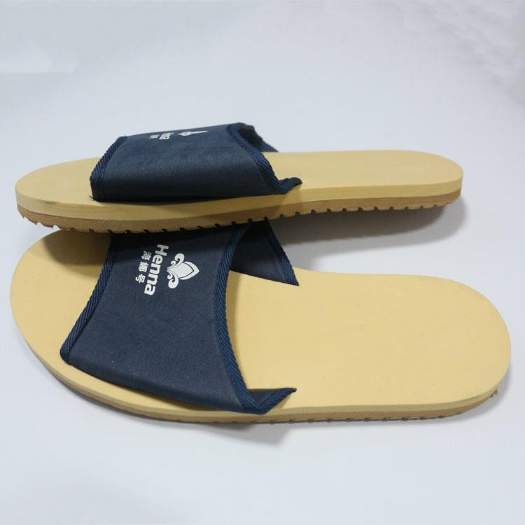 Customize New Style hot sale hotel slippers is hotel slippers with oem logo 1