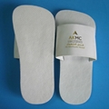 Customize New Style hot sale hotel slippers is hotel slippers with oem logo 3