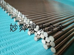 H10F硬質合金圓棒 H10F鑄鐵切削鎢鋼棒