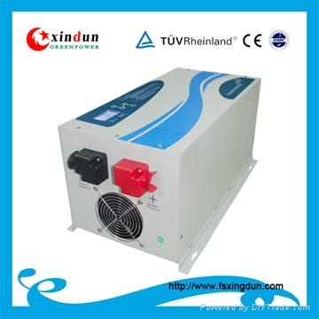 w9 touring car grid power charging low frequency inverter 2