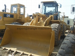 Used CAT 966G 950G 950E 966E 966H Wheel loader