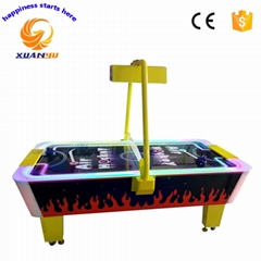 China amusement hot table game Star Air Hockey table game machine 2 player adult