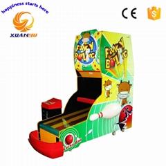 arcade bowling machine