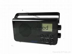 AM FM RADIO 便携式收音机 深圳产家 FORSTAR FSD1870