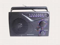 AM FM radio FORSTAR FSD268