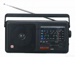 AM FM radio FORSTAR FSD803