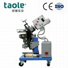 GMMA-60L metal edge beveling & milling machine for pressure vessel industry