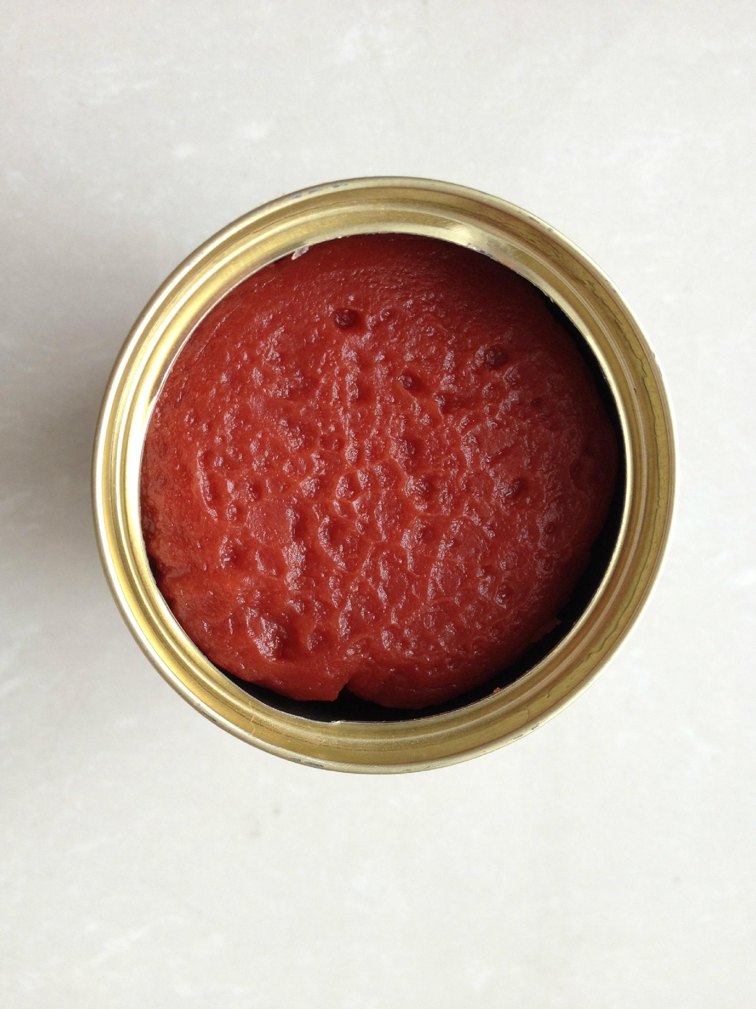 Canned Tomato Paste 3