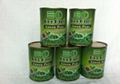 Canned Green peas 4