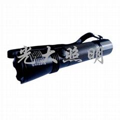 EBT002 多功能强光巡检电筒