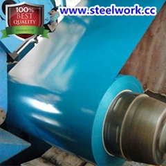 Hight Quality PPGIColor Coated Steel Coil for Roller Shutter