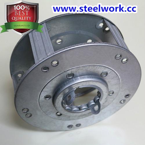 Roller Pulley Wheel for Shutter Door  1