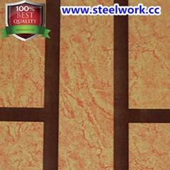 New Product Wooden Grain Pattern Steel Coil/Sheet
