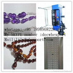 wire wrapped plastic ball chain beaded mould