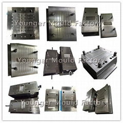 nylon cable tie injection moulds for