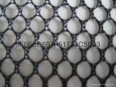 六角网眼布