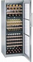 Brand New Liebherr Wine Cooler Stainless Steel WS17800