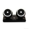 Bluetooth Speaker Stereo Portable Wireless Subwoofer Loudspeakers with 2 speaker 1