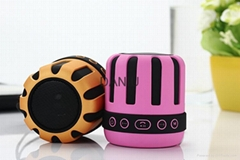 Wireless Bluetooth Speaker Deep Bass Portable Audio Player Aluminum