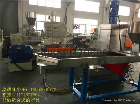生物降解PLA母料造粒機 1